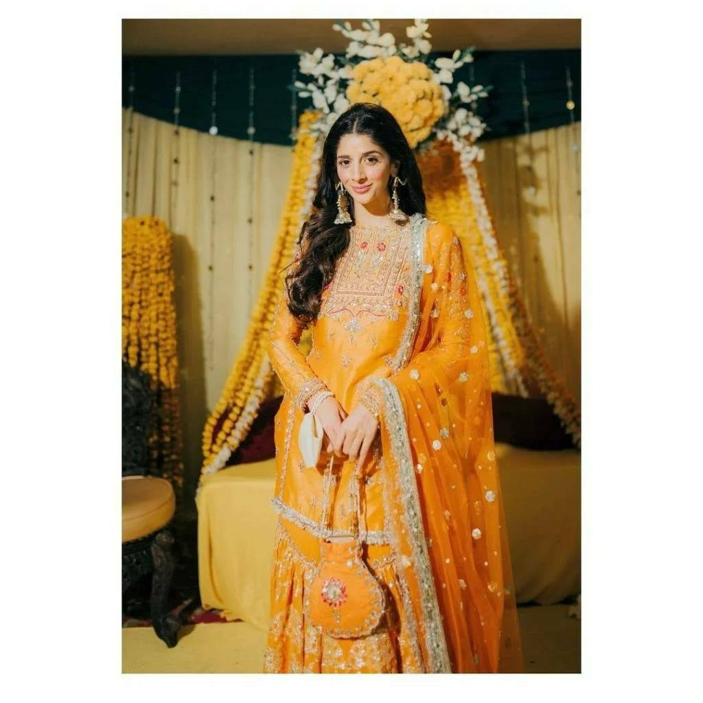 Mawra Hocane ..wedding 2020.Simple Makeup looks