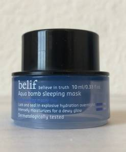 Belif Aqua Bomb Sleeping Mask 10 ML