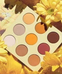 Colourpop lil Ray of Sunshine eyeshadow palette