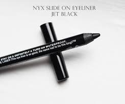 Nyx Black Eye Pencil black