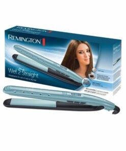 Remington Straightener Wet To Straight S7300