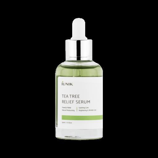[iUNIK] Tea Tree Relief Serum 50ml