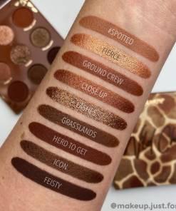 Colourpop Wild Child Eyeshadow Palette1