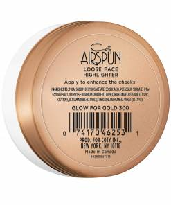 Coty Airspun Loose Face Highlighter Glow For Gold1