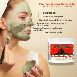 Indian Aztec Healing Clay 200g