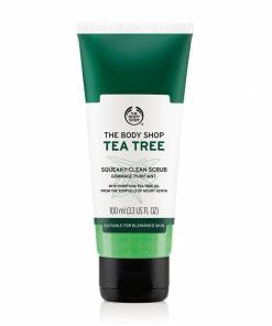 The Body Shop Tea Tree Squeaky-Clean Exfoliating Face Scrub