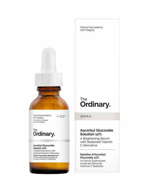 The Ordinary Ascorbyl Glucoside Solution 12% Best Price in Pakistan