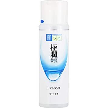 hadalabo hyaluronic acid lotion moist
