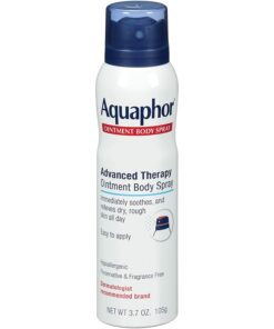 Aquaphor Advanced Therapy Ointment Body Spray 3.7 OZ