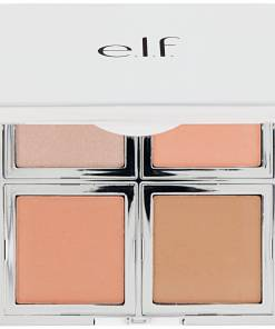 Elf Beautifully bare natural glow face palette fresh & Flawless