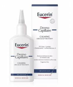 Eucerin Dermo Capillaire Calming Ultra Scalp Treatment