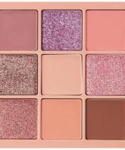 Huda Beauty Nude Light Eyeshadow Palette