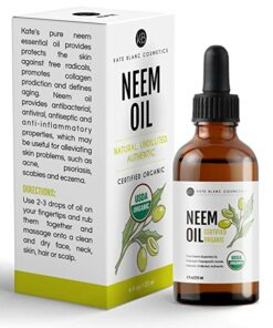 Kate Blanc Neem Oil