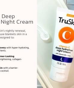 Truskin Vitamin C Deep Hydration Night Cream