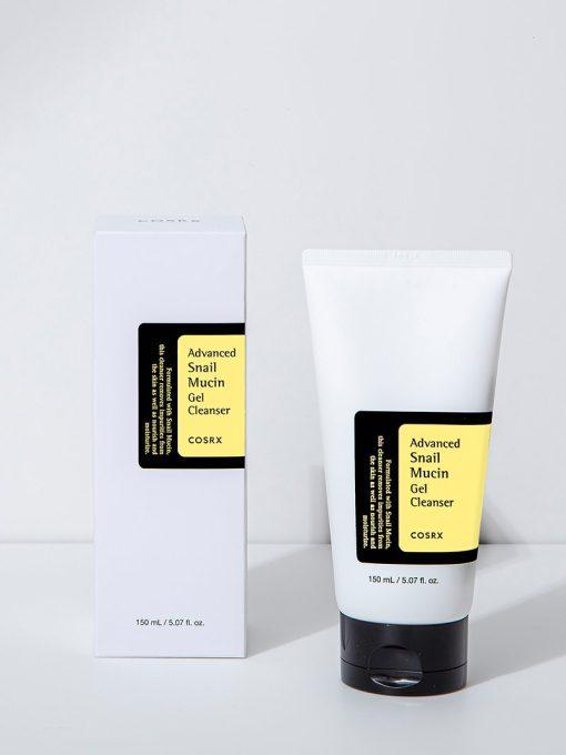 Cosrx Advanced Snail Mucin Gel Cleanser 20 ML