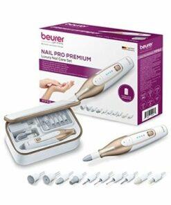 Beurer Nail Pro Premium manicure & Pedicure Kit