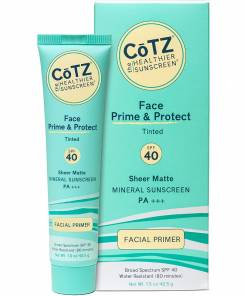 CoTZ Face Prime & Protect SPF 40 10g