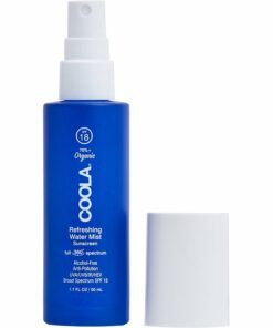 Coola Refreshing Water Mist With Sunscreen SPF 18