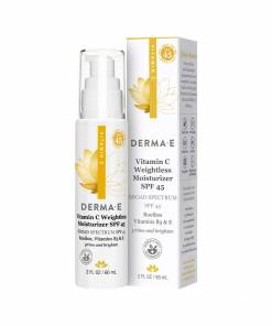 Derma E Vitamin C Weightless Moisturizer SPF 45