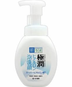 Hada Labo Gokujyun Foaming Wash