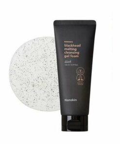 Hanskin Blackhead Cleansing Gel Foam