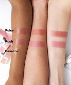 Kosas Kosasport LipFuel Hyaluronic Lip Balm in Rush - Sheer, Cool Pink