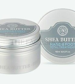 The Face Shop Shea Butter Hand & Foot Total Treatment