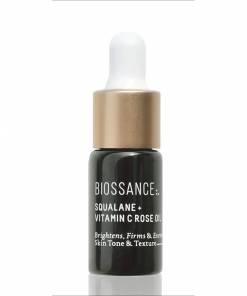 Biossance Squalane + Vitamin C Rose Oil 4 ML