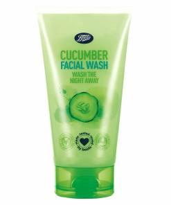 Boots Cucumber Facial Wash 150 ML