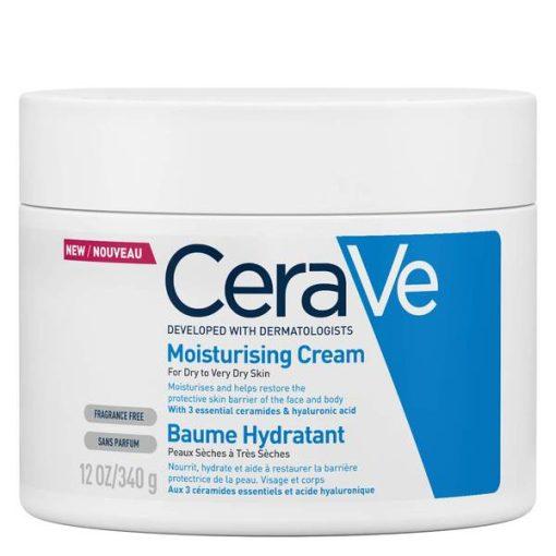 CeraVe Moisturizing Cream For Dry to Very Dry Skin 12 OZ