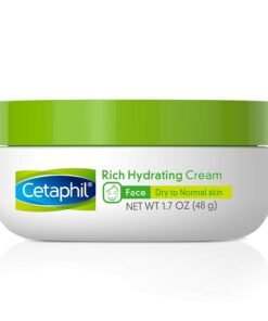 Cetaphil rich hydrating cream with hyaluronic acid