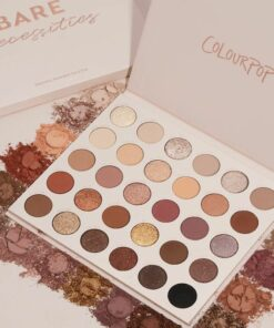Colourpop Bare Necessities Pressed Powder Palette