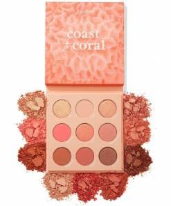 Colourpop Coast to Coral Eye shadow palette