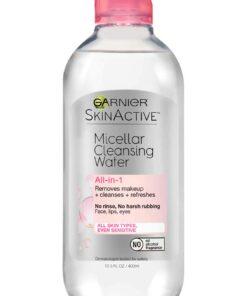 Garnier Skin Active Misceller Cleansing Water 1