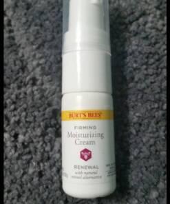 Burts Bees Firming Moisturizing Cream Renewal with Retinol 10g