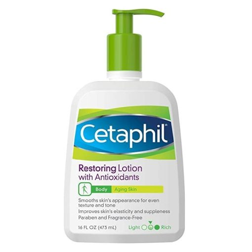 Cetaphil Restoring Lotion With Antioxidants 473ML