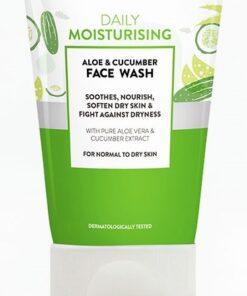Hamme Daily Moisturizing Aloe & Cucumber Face Wash