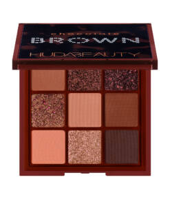 Huda Beauty Chocolate Brown Eyeshadow Palette