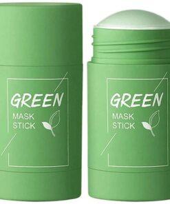 Simu Green Clean Skin Green Tea Purifying Anti Acne Mask