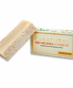 Co Natural Honey and Oatmeal Soap