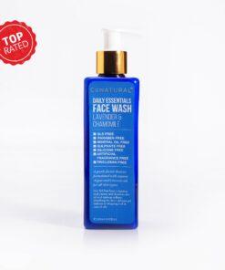 Daily Essential Facewash - Lavender & Chamomile