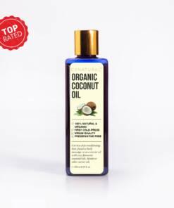 Organic Coconut Oil -250 ML