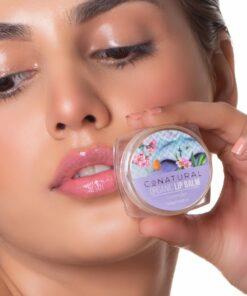 Organic Lip Balm (Lavender)