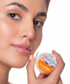 Organic Lip Balm (Sweet Orange) Pakistan