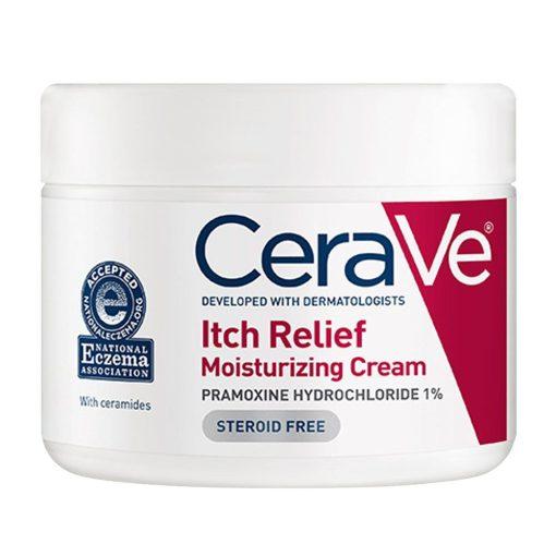 cerave itch relief moisturizing cream
