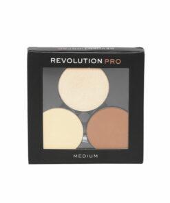 Revolution Pro Refill Highlight & Contour Palette - Medium