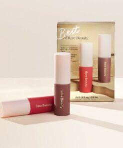 Rare Beauty Mini Lip Souffle Matte Lip Cream Duo Set